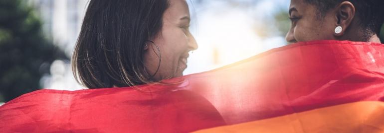 illustration - Avis du Défenseur des droits - orientation sexuelle